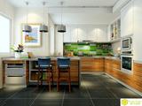 简约时尚-L型厨房-110